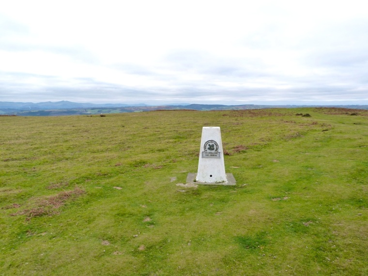 The Begwyns - Trig Point 1