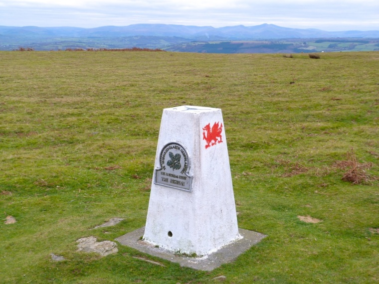 The Begwyns - Trig Point 3