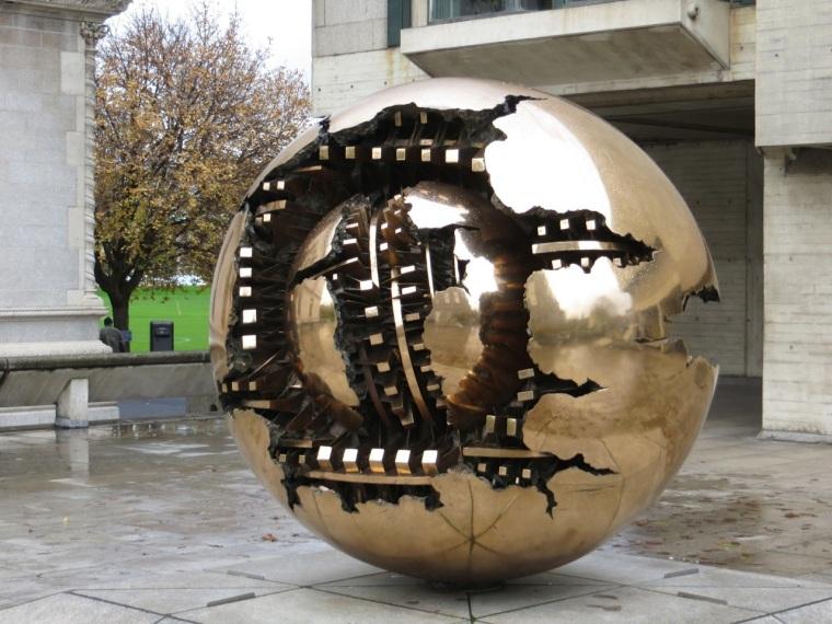 Pomodoro Sphere TCD 10