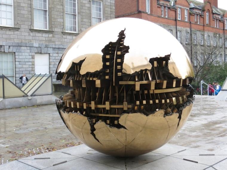Pomodoro Sphere TCD 4