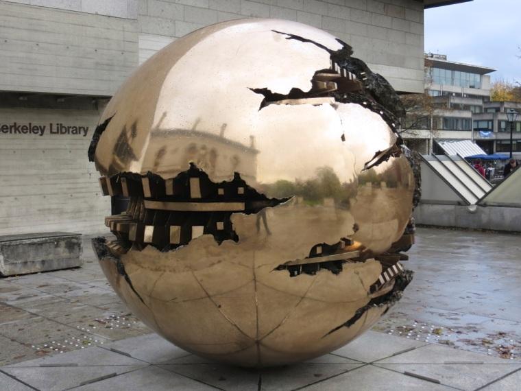 Pomodoro Sphere TCD 6