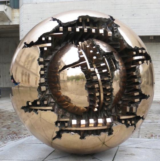 Pomodoro Sphere TCD 8