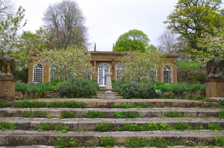 Mapperton House, Dorset - Orangery