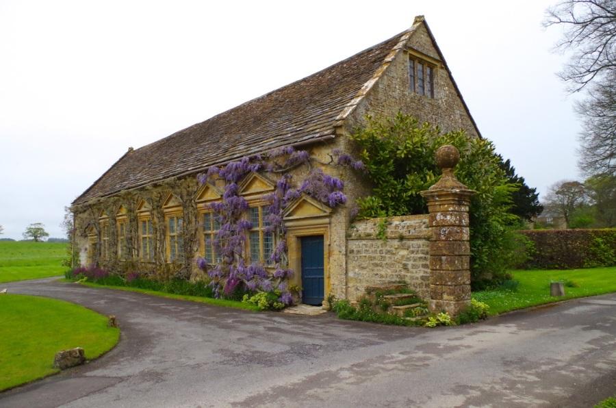 Mapperton House, Dorset - stables A