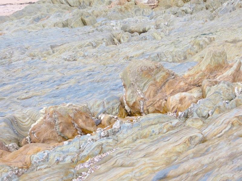 Thurlestone Rocks, Devon (L) 10