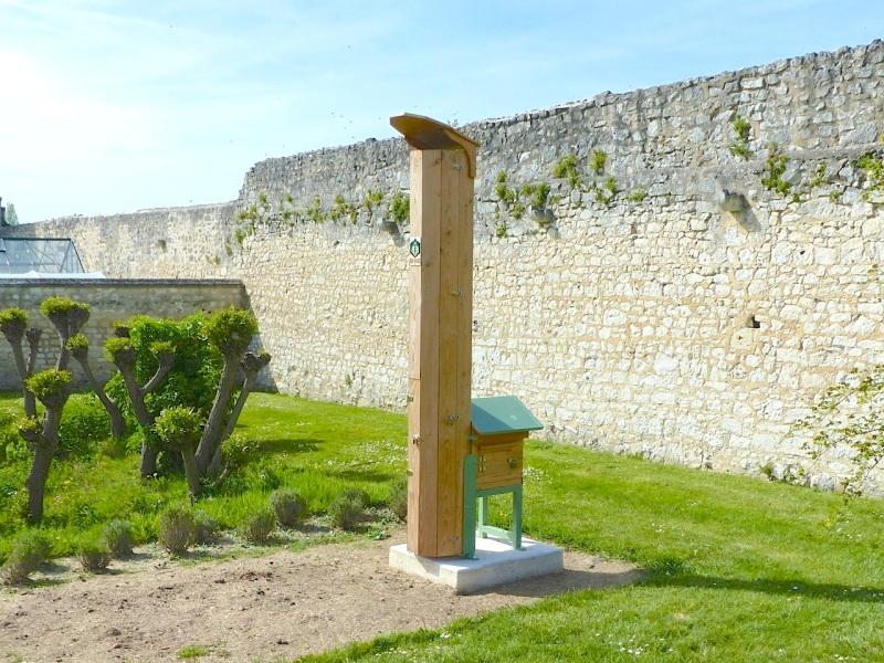 Beehive, St Martin de Boscherville, Normandy 1