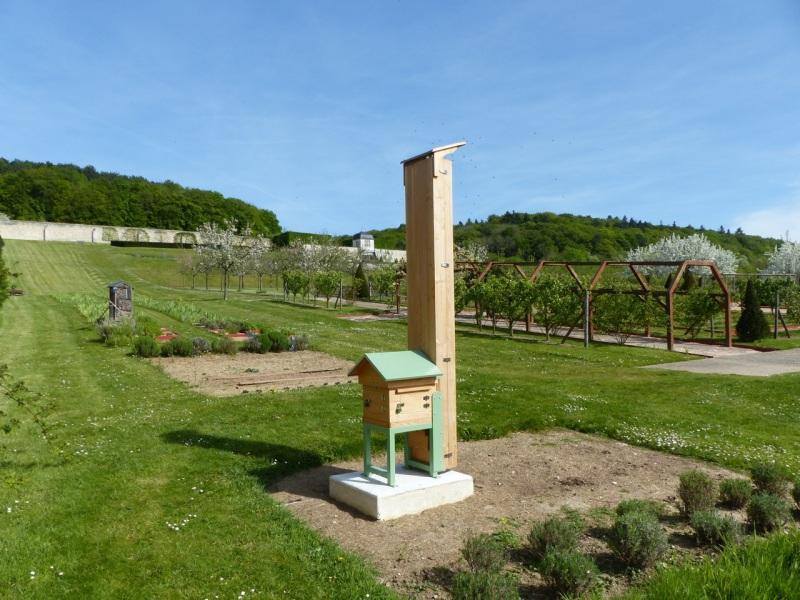 Beehive, St Martin de Boscherville, Normandy 7