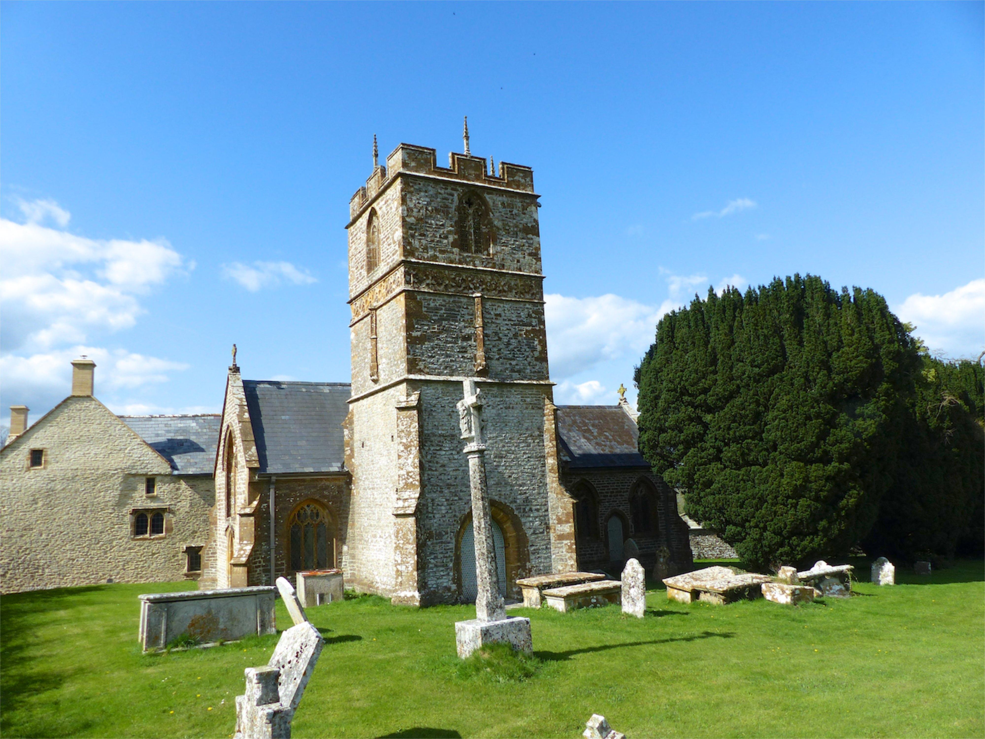 St Mary's Church Melbury Bubb Dorset 03