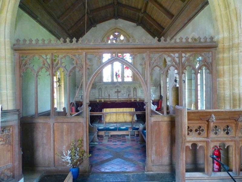 St Mary's Church Melbury Bubb Dorset 06