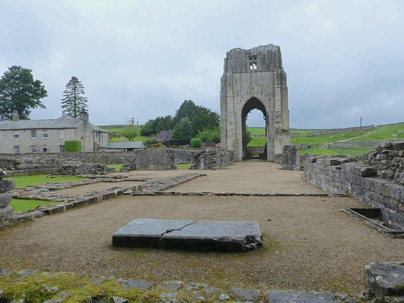 Shap Abbey, Cumbria