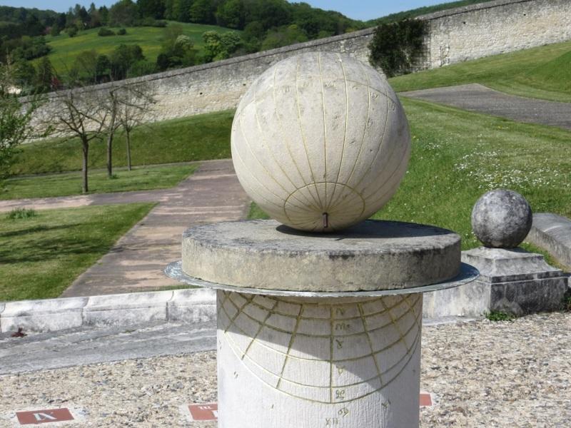 St Georges de Boscherville Sundial 1.1. 2
