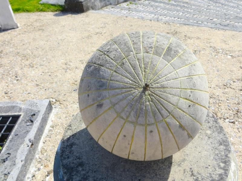 St Georges de Boscherville Sundial 1.1. 3