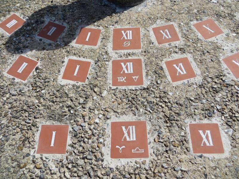 St Georges de Boscherville Sundial 1.1. 7
