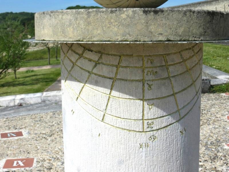 St Martin de Boscherville Sundial 1. 1