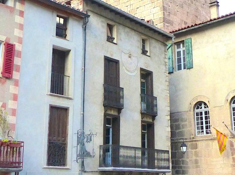 Villefranche-de-Conflent - Sundial