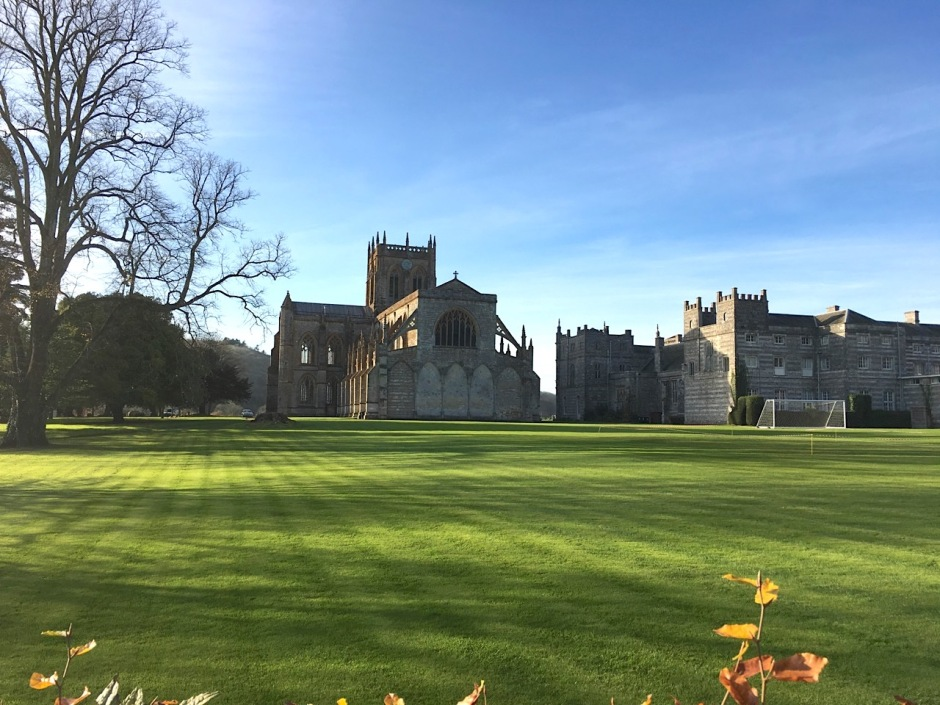 Milton Abbey, Dorset