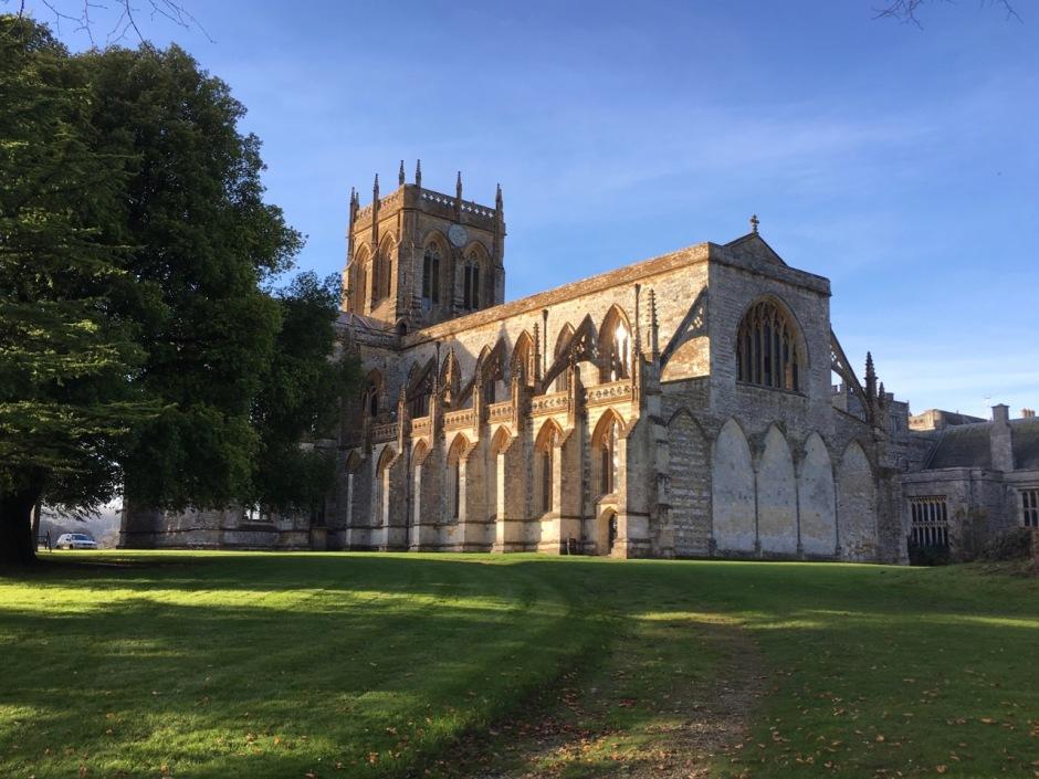 Milton Abbey, Dorset - Abbey Church of St Mary, St Sansom and St Bradwalader
