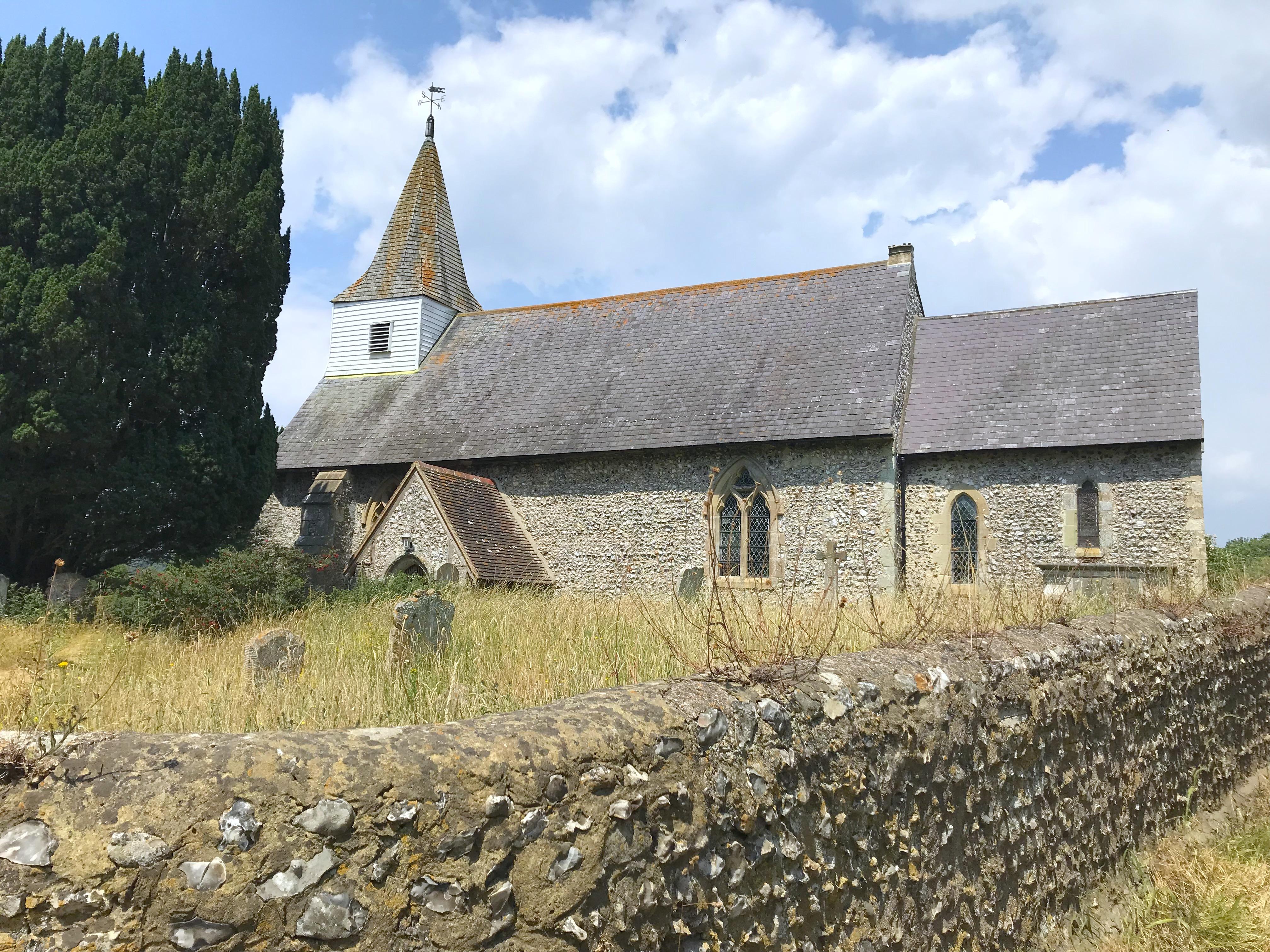 St Michael's Church, Litlington East Sussex (Keith Salvesen)