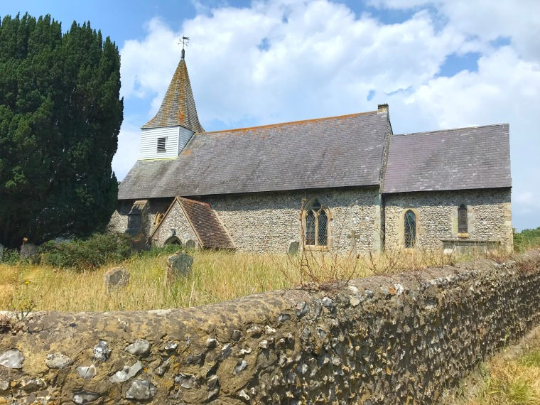 St Michael's Church, Litlington East Sussex (Keith Salvesen)