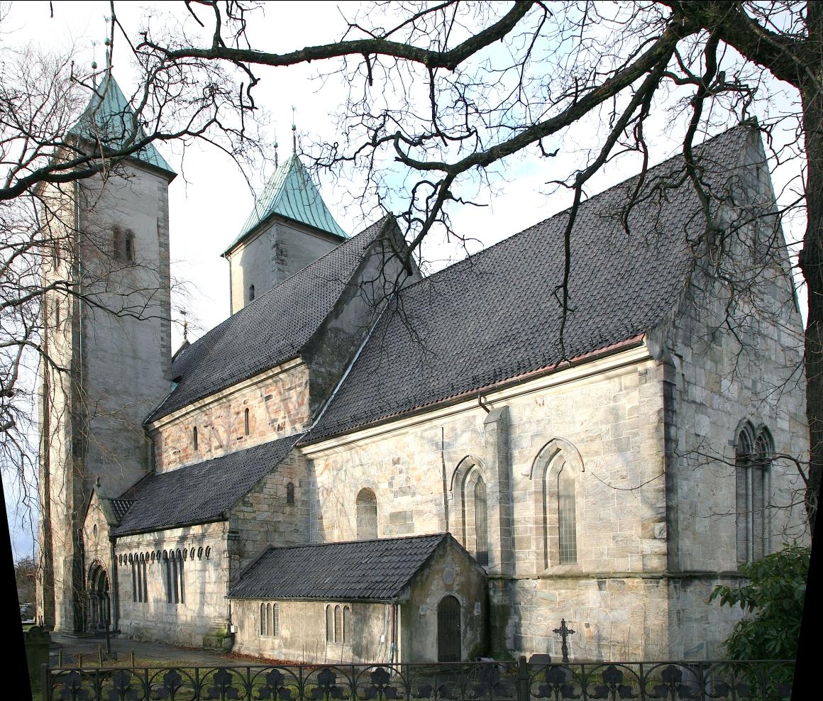Marienkirken Bergen (Nina Aldin Thune / Wiki)