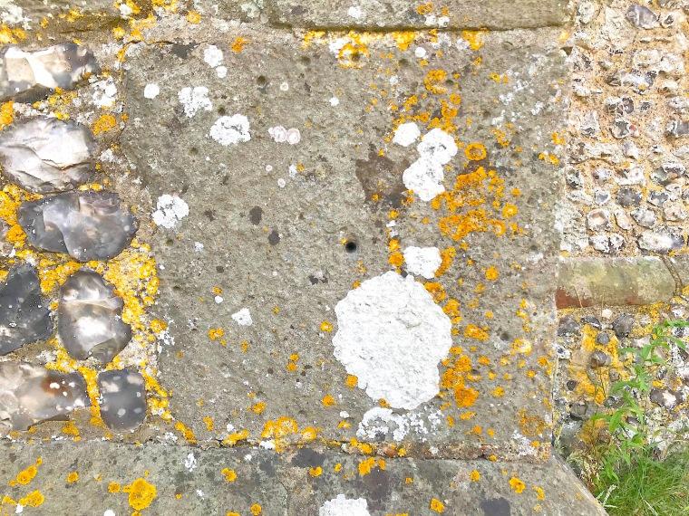 Litlington Church, East Sussex: the sundials (Keith Salvesen)