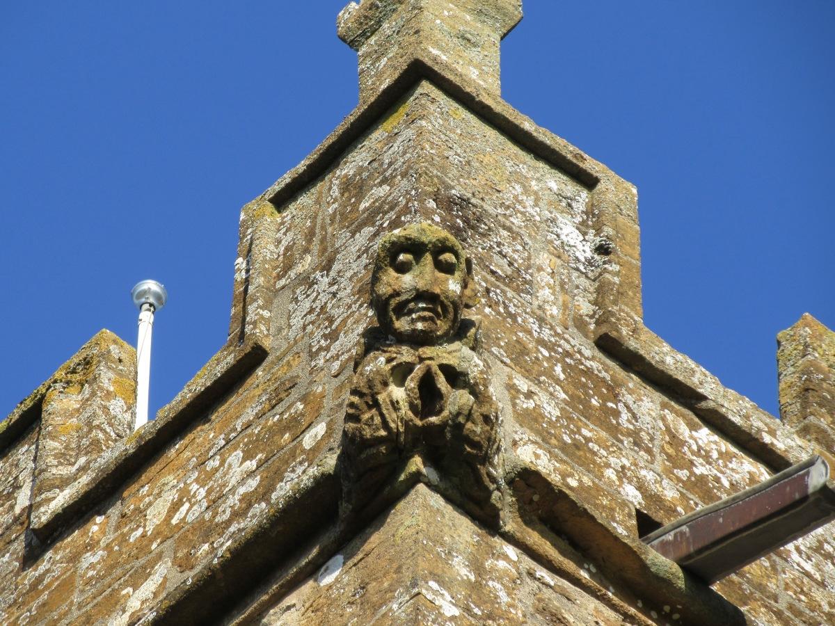 Hunky Punk Leigh Church Dorset (Keith Salvesen)